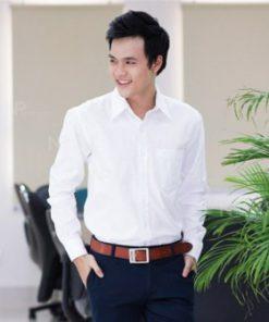Dong Phuc So Mi Nam Mau Trang 1